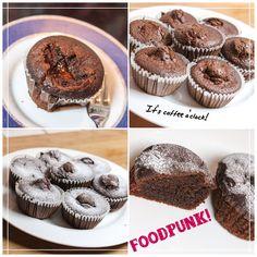 Schoko Muffins glutenfrei