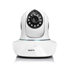 GEEYA C801 Mega 720P Wireless IP Camera with PanTiltZoom and Night Vision Andriod and iOS remote monitoring support