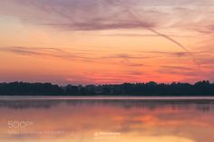 Colorful Twilight Reindersmeer by williammevissen. Please Like http://fb.me/go4photos and Follow @go4fotos Thank You. :-)