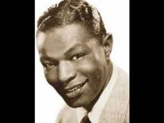 """The More I See You"" Nat King Cole - YouTube"