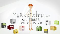 MyRegistry.com is the premiere destination for Universal Gift Registry services. MyRegistry.com currently gives hundreds of thousands of users the ability to create one centralized registry for any gift-giving occasion, including Weddings, Baby Showers, Birthdays, Graduations, Housewarmings, Holidays and more. gives customers the flexibility to choose the items they like best, from any store in the world—whether it be a local mom and pop shop without a website or a national chain superstore.
