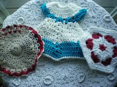 Free Crochet Pot Holder Patterns | Crochet Pattern Central Free Potholders And Hot Pads Pictures