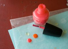 enameling tutorial, diy enamel, card idea, craft, diy scrap books ideas