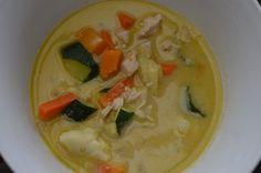 Easy Thai Green Curry Chicken (Cuisine Companion Cooking) - Caz Filmer Writes