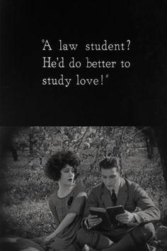 """Alla Nazimova & Rudolph Valentino in """"Camille"""" (1921, dir. Ray Smallwood)"""