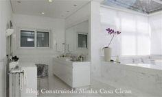 Inspire-se no blog: http://construindominhacasaclean.blogspot.com.br/2014/05/banheiros-femininos-com-penteadeiras-o.html