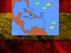 Batalla naval de Santiago de Cuba.