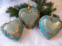 Купить Набор ёлочных игрушек Новогодний в интернет магазине на Ярмарке Мастеров