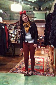 c9b336331a15e Pumpkin Pants + Stripes Burnt Orange