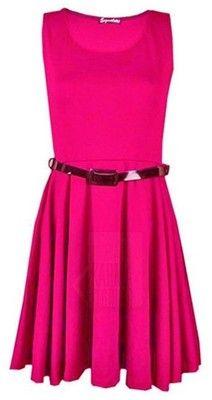 Dsquared2 magenta dress maxi