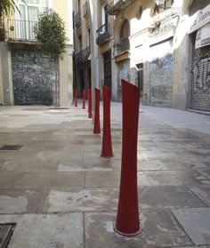 48 Best Bollards Images Landscape Design Street