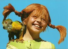 SEVENTIES KIDS TV SHOW PIPPI LANGKOUS