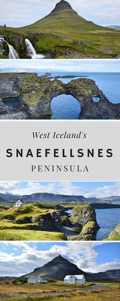 How to hike the Snaefellsnes Peninsula in West Iceland