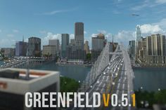 Greenfield - The Largest City In Minecraft - V0.5.1 OUT NOW Minecraft Project