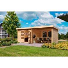 Gartenhäuser & Gartenhütten günstig online kaufen | LadenZeile