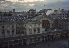 Paris mornings: Ann Street Studio