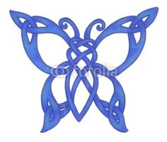images for celtic butterfly - Google Search