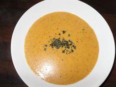 Rezept Paprikasuppe von anbrenn - Rezept der Kategorie Suppen