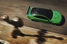 Green Hell, by Johan Lee. BMW E92 M3.