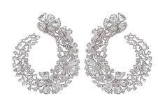 NIRAV_MODI_Diamond_Jewelry_Fluire_Hoop_Earrings_FL-ER720 - NIRAV MODI - New York - http://us.niravmodi.com