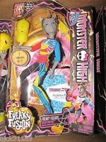 Monster High NEIGHTHAN ROT Freaky Fusion Doll Unicorn Zombie BOY DOLL IN STOCK !