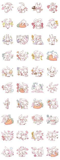 MIIRU - LINE Creators' Stickers