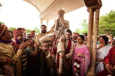 Indian wedding in North Carolina