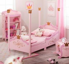 Kinderbett mitwachsend  princess style bedroom furniture - master bedroom interior design ...