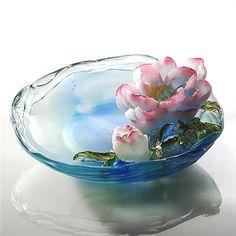 Glass art made by Liuli Gong Fang (www.liuliusa.com)