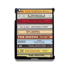 The Smiths Albums TATUM-11018 Apple Phonecase Cover For Ipad 2/3/4, Ipad Mini 2/3/4, Ipad Air, Ipad Air 2