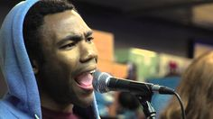 """Childish Gambino- """"All The Shine"""" Live At Park Ave Cd's"""