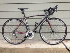 My Bike, Flat Gray & Red Specialized Allez ~ $2,500