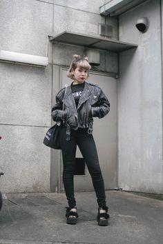 [Street Style] rina | Harajuku (Tokyo)
