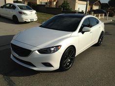 2014 Mazda 6 Project - Mazda Forum