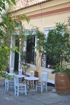 #Athens cafe. Include this city in your #travel #BucketList. Checkout: City is Yours - http://www.cityisyours.com/explore. Discover and collect amazing bucket lists created by local experts.