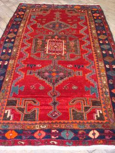 Tapete Artesanal Rústico Tribal Iran Sirdjan 400 pontos 2,42 x 1,50 = 3,63 m² código 300-00574 R$ 3.267,00 a peça em 06x ou R$ 3.070,00 a peça à vista .
