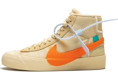 online store f8f72 fbcab Off-White x Nike Blazer Studio All Hallows Eve AA3832-700 (1)