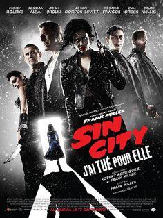 Sin City : J'ai tué pour elle (Sin City : A Dame to Kill For)