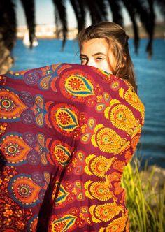 CROCHET PATTERN - Floral Fantasy - 5 colorful crochet flower patterns ...