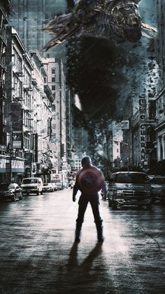 Easily one of the best universes created by mankind. That's a scene I had in my mind for a while. Photoshop made it possible :) Street Photography, Art Photography, Deadpool Wallpaper, Photoshop Me, Marvel Drawings, Avengers Infinity War, Marvel Universe, Captain America, Scene