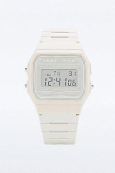 Casio Casual Grey Digital Watch