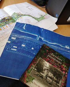 Seuraavana projektina on suunnitella erään vanhan rautatieaseman ympäristö uudelleen. Tarkoituksena on palauttaa aseman viheralueet alkuperäisen kaltaiseksi lehmusriveineen sekä hyöty- ja koristepuutarhoineen.  #maisemasuunnittelija #maisemasuunnittelu #viheraluesuunnittelu #viheralue #ympäristösuunnittelu #viherteema #viherteemaoy #rautatieasema #puutarha #asemanpuisto Tie, Instagram, Cravat Tie, Ties