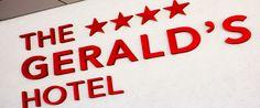 The Gerald's Hotel, Radauti, Bucovina.