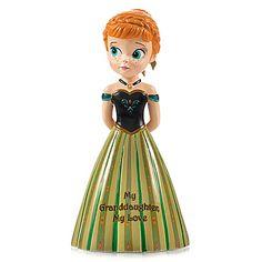 Disney FROZEN My Granddaughter, My Love - Anna Figurine