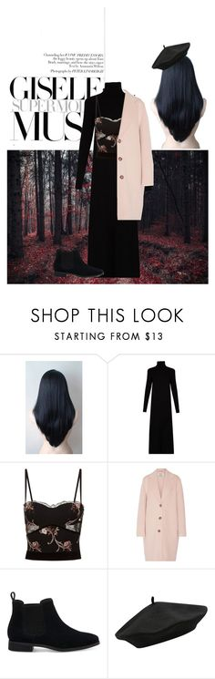 """""""Giselle"""" by daisy-giselle on Polyvore featuring Raey, Acne Studios, TOMS and M&Co"""