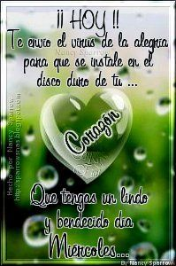 Miercoles Buenos Dias Saludos Imagenes Con Frases De Buenos