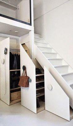 TÉRKULTÚRA lakberendező. Lakberendezési blog.: 10 szuper tárolási ötlet kicsi lakásba