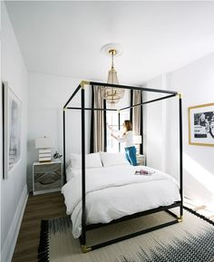Inside+a+Head+Designer's+Parisian-Inspired+Townhouse+via+@MyDomaine