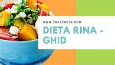 Dieta Rina Meniu zilnic - Ziua de Vitamine - T's Secrets Nutrition Classes, Nutrition Program, Bone Health, Gut Health, Rina Diet, Complete Nutrition, Muscle Food, Le Diner, Health Goals