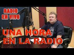 Una Hora en la Radio Transmitiendo a Honduras, El Salvador, Nicaragua y ...